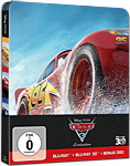 Cars 3: Evolution - Steelbook Edition Blu-ray 3D (3 Discs)