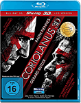 Coriolanus: Enemy of War Blu-ray 3D