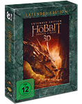 Der Hobbit 2: Smaugs Einöde - Extended Edition Blu-ray 3D (5 Discs)