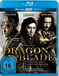 Dragon Blade Blu-ray 3D