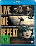 Live. Die. Repeat. Blu-ray 3D