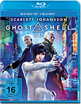 Ghost in the Shell (2017) Blu-ray 3D