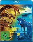 Godzilla II: King of the Monsters Blu-ray 3D