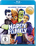Happy Family Blu-ray 3D (Blu-ray 3D Filme)