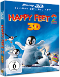 Happy Feet 2 Blu-ray 3D