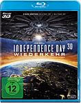 Independence Day 2: Wiederkehr Blu-ray 3D (2 Discs) (Blu-ray 3D Filme)