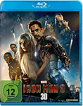 Iron Man 3 - Limited Lenticular Edition Blu-ray 3D (Blu-ray 3D Filme)