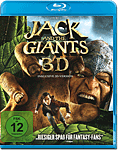 Jack and the Giants Blu-ray 3D