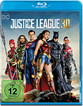 Justice League Blu-ray 3D (Blu-ray 3D Filme)