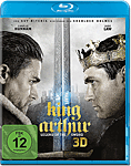 King Arthur: Legend of the Sword Blu-ray 3D (Blu-ray 3D Filme)