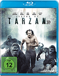 Legend of Tarzan Blu-ray 3D (2 Discs)