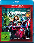 Marvel's The Avengers Blu-ray 3D (2 Discs) (Blu-ray 3D Filme)