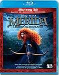 Merida: Legende der Highlands Blu-ray 3D (3 Discs)