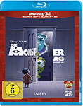 Die Monster AG Blu-ray 3D (2 Discs)