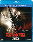 My Bloody Valentine Blu-ray 3D