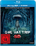 One Way Trip Blu-ray 3D