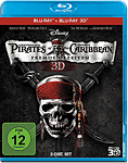 Pirates of the Caribbean 4: Fremde Gezeiten Blu-ray 3D (2 Discs)