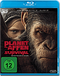 Planet der Affen: Survival Blu-ray 3D (2 Discs)