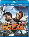 Point Break Blu-ray 3D