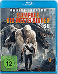 Rampage: Big meets Bigger Blu-ray 3D