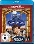 Ratatouille Blu-ray 3D (2 Discs)