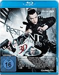 Resident Evil 4: Afterlife - Blu-ray 3D
