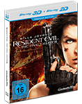 Resident Evil 6: The Final Chapter - Premium Edition Blu-ray 3D (2 Discs) (Blu-ray 3D Filme)