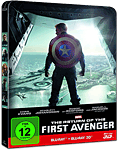 The Return of the First Avenger - Steelbook Edition Blu-ray 3D (2 Discs)
