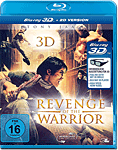 Revenge of the Warrior Blu-ray 3D