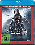 Rogue One: A Star Wars Story Blu-ray 3D (3 Discs)