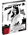 Sin City 2: A Dame to Kill For - Limited Comic Edition Blu-ray 3D (2 Discs)