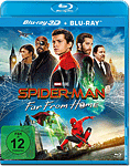 Spider-Man: Far from Home Blu-ray 3D (2 Discs)
