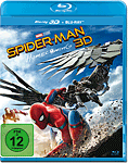Spider-Man: Homecoming Blu-ray 3D (2 Discs) (Blu-ray 3D Filme)