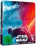 Star Wars Episode 9: Der Aufstieg Skywalkers - Steelbook Edition Blu-ray 3D (3 Discs)