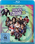 Suicide Squad - Extended Cut Blu-ray 3D (2 Discs)