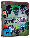 Suicide Squad - Steelbook Edition Blu-ray 3D