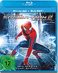 The Amazing Spider-Man 2 Blu-ray 3D (Blu-ray 3D Filme)