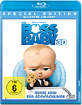 The Boss Baby Blu-ray 3D (2 Discs)