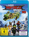 The LEGO Ninjago Movie Blu-ray 3D (Blu-ray 3D Filme)