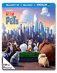 Pets - Steelbook Edition Blu-ray 3D (2 Discs)