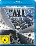 The Walk Blu-ray 3D (2 Discs)
