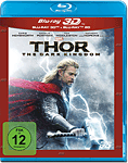 Thor: The Dark Kingdom Blu-ray 3D (2 Discs)