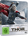Thor: The Dark Kingdom - Steelbook Edition Blu-ray 3D (2 Discs)