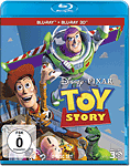 Toy Story 1 Blu-ray 3D (2 Discs)