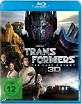 Transformers 5: The Last Knight Blu-ray 3D (3 Discs) (Blu-ray 3D Filme)