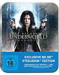 Underworld 4: Awakening - Steelbook Edition Blu-ray 3D