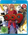 009 Re: Cyborg Blu-ray