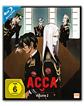 ACCA: 13 Territory Inspection Dept. Vol. 2 Blu-ray