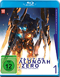 Aldnoah.Zero Vol. 1 Blu-ray