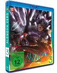 Aldnoah.Zero Vol. 3 Blu-ray